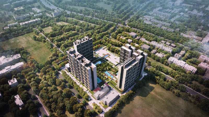 2 BHK Flats & Apartments for Sale in Sector 43, Noida