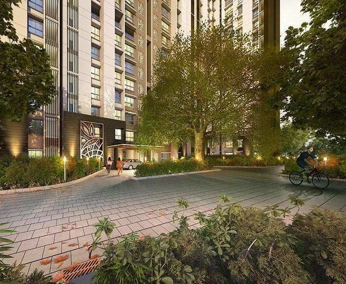 2 BHK Flats & Apartments for Sale in Mumbai Nashik Highway, Thane