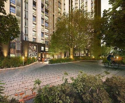 3 BHK Flats & Apartments for Sale in Mumbai Nashik Highway, Thane