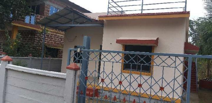 2000 sq ft plots with house in alibag nagaon