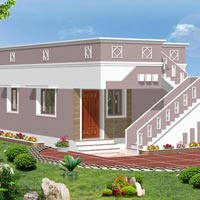 2 Bhk Individual House for Sale in Erode Just Near to Erode Railway Station