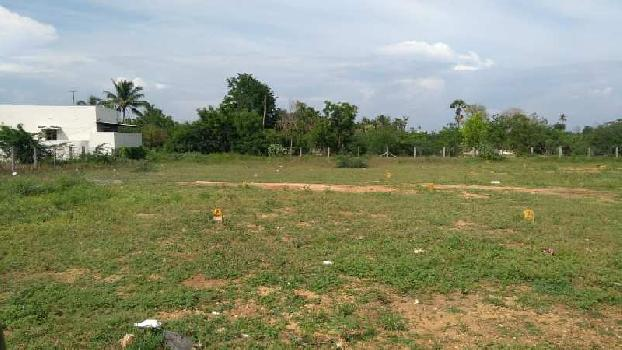 Residential Plot For Sale In Kaspapettai, Poondurai Road, Erode