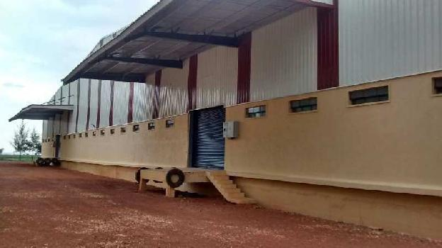 Warehouse for rent in Dharwad