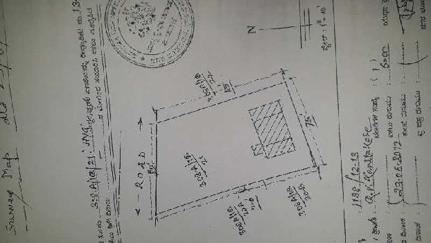 Commercial plot for sale in DHARWAD