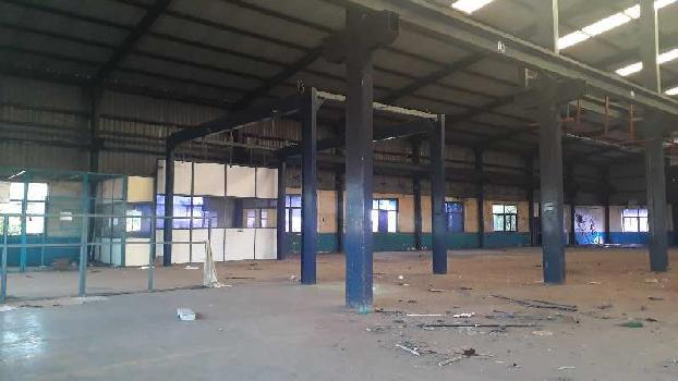 Factory for sale in Hubli