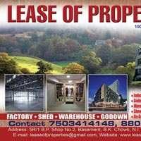 Warehouse for Lease in GURGAON.