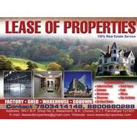 5 Acre open land for rent in sector - 58, faridabad
