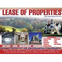 2000 sq ft Warehouse for lease in sec-24, Faridabad.