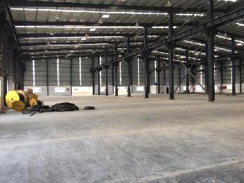 2200 Sq Ft Industrial Shed for Rent in Mathura Road, Faridabad