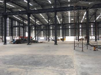Warehouse for lease at Badarpur , Delhi.