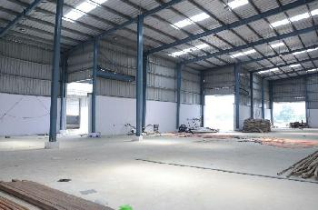 14000 sq ft Industrial shed for lease in Sector-27A, Faridabad.