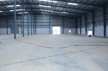 Warehouse for lease in Badhkal, Faridabad.