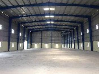 Warehouse for lease in Mohan co-operative Industrial Estate, South Delhi.