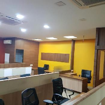Commercial Office space for lease in C R park, South Delhi.