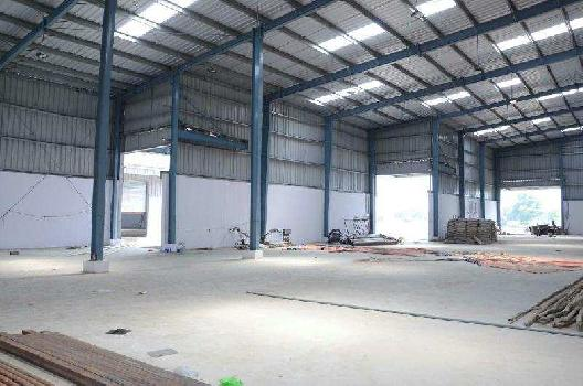 4200 Sq.ft. Warehouse/Godown for Rent in Badkhal, Faridabad