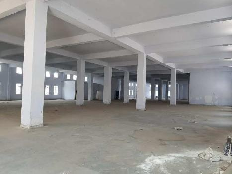 50,000 sq ft factory for rent in  Kundli, sonipat