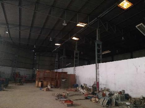 1500 sq yds factory for sale in Gazipur indl area, Faridabad.