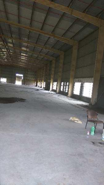 11000 sq ft ACC shed for rent in krishan colony, sector-25, faridabad.
