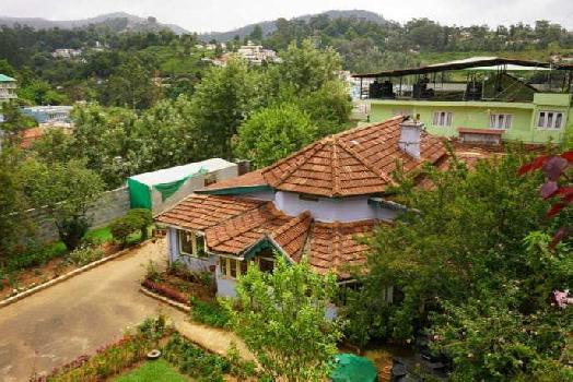 Authentic British Bungalow In Coonoor Town @ 3.2 Crs -100 Years Old