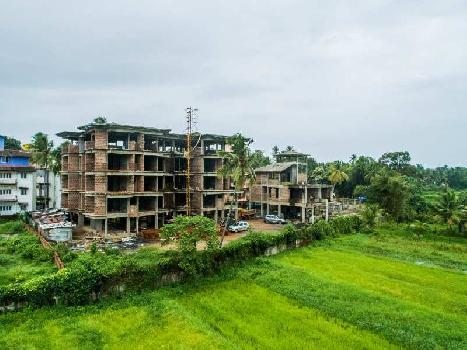 1 BR Premium luxury Flats in North Goa Calangute @60 lacs onwards- Nearing Completion