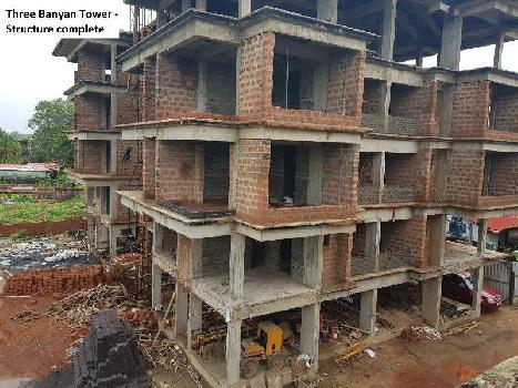 Premium Luxury Spacious  1 BR Flats In North Goa, Calangute @  76.77 Lacs Onwards- Under Construction