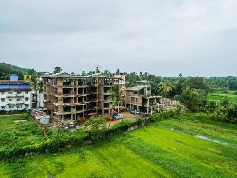 Spacious Premium 1 BR Flats In North Goa ,Calangute@ 75.23 lacs Onwards- Under Cosntruction