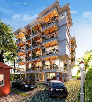 2 BR Premium Luxury Flats In North Goa ,Calangute @  89.80 lacs Onwards -Under Construction