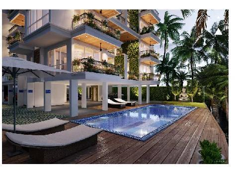 Premium Luxury  2 BR Flats In North Goa ,Calangute@ 96 Lacs Onwards- Under Cosntruction