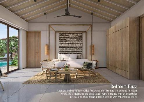 PRE LAUNCH Bali Style Independent Villas In North Goa ,Siolim @4.43 Crs
