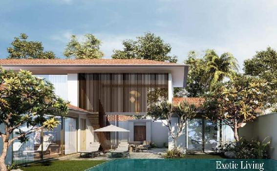 Balinese Independent Villas In North Goa @5.26 Crs- PRE LAUNCH