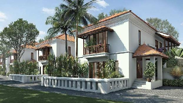 Portuguese Style 4 BR Independent Villas In North Goa ,Pilerne @ 4.15 Crs onwards -UNDER CONSTRUCTION