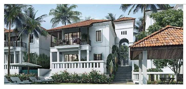 Portuguese Style 3 BR Independent Villas In North Goa ,Pilerne @ 3.3  Crs onwards -UNDER CONSTRUCTION
