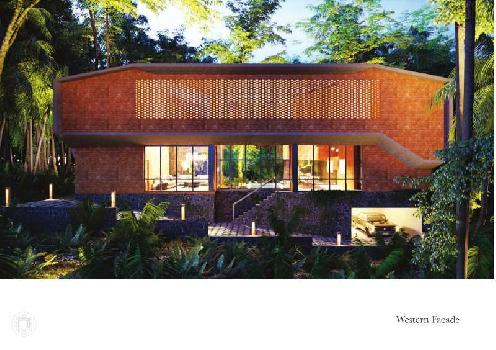 nearing Completion 4 BR Independent Villas In Assagao ,North Goa @ 5 Crs Onwards