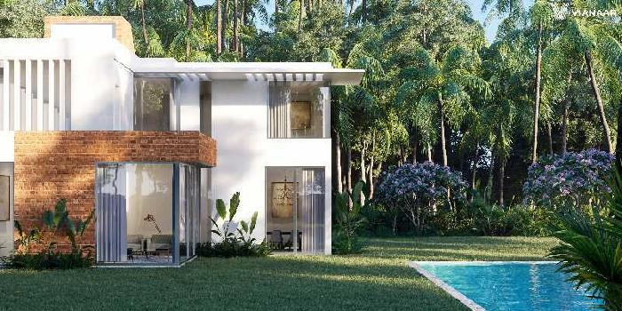 Boutiqe Villas In North Goa- 3 BR Independent Villas In parra, Assagao @ 3.63 Crs- UNDER CONSTRUCTION