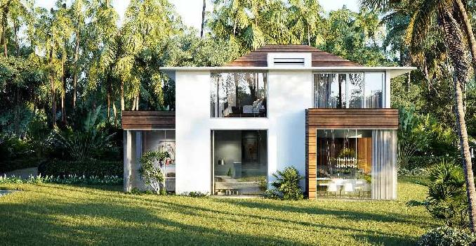 Fully Furnished 3 BR Independent Boutique Villas In North Goa ,Assagao @ 4.9 Crs- UNDER CONSTRUCTION