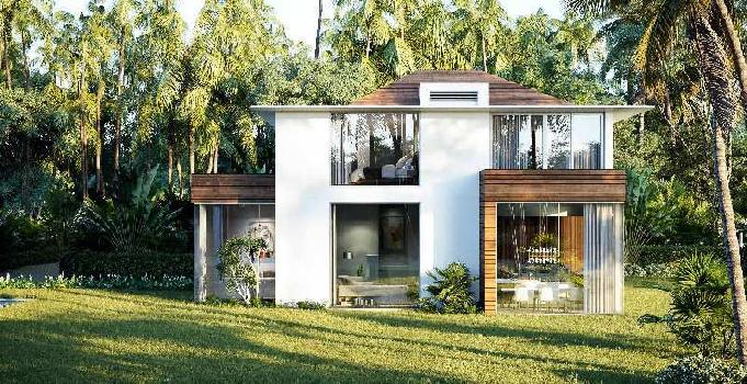 Fully Furnished 3 BR Independent Boutique Villas In North Goa ,Assagao @ 4.5 Crs- UNDER CONSTRUCTION