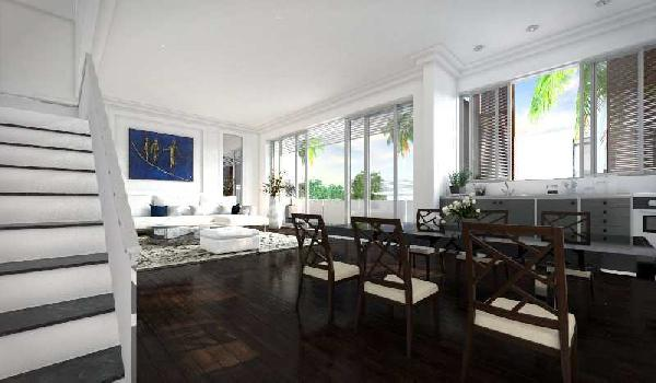 Semi Furnished 2 BR Luxury Flats In  With Garden REIS MAGOS NORTH GOA @ 1.19 Crs Onwards- UNDER CONSTRUCTION