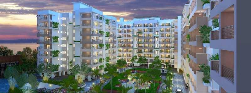 2 BR Luxury Flats In South Goa ,SANCOALE @  64.4 Lacs  Onwards- Under Construction