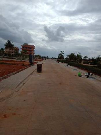 BIAAPA Approved  Highend Villa Plots in North Bangalore  Devanahalli  Town @ 3750/Sft- Under Development -Luxury gated Community