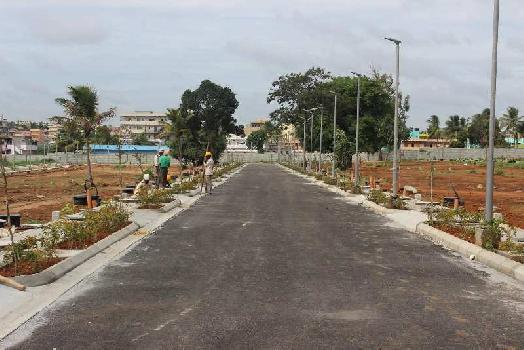 Ready To Construct Highend Villa Plots Electronic City Phase One -BDA Approved- Luxurious gated Community