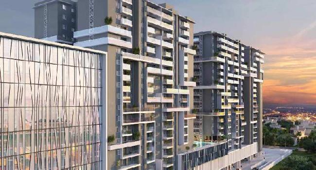 Luxury Residences In Whitefield Main Road -Under Construction- Highend Community