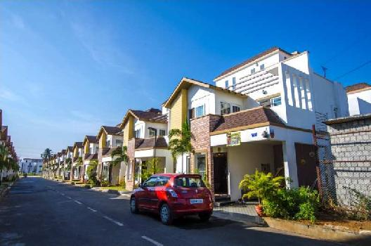 Ready To Move 3 BR Independent Villas In Kanakapura Main Road - Luxury Living Community- South Bangalore