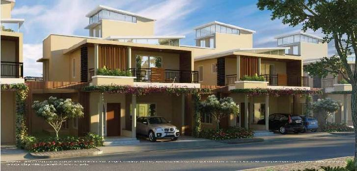 Luxurious 3 BHK Independent Villas Bannerghtta Road @ 4.44  Crs- Highend Community- Under Construction -Close To City Limits-South Bangalore