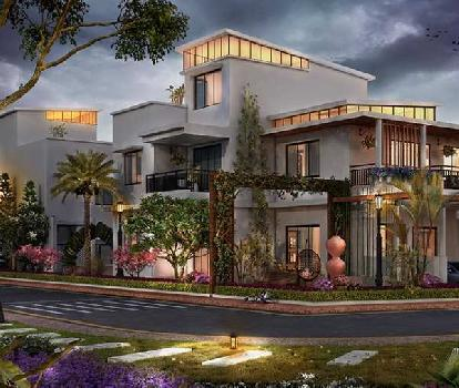 Luxurious 3 BHK Independent Villas Bannerghtta Road @ 3.71  Crs- Highend Community- Under Construction -Close To City Limits-South Bangalore