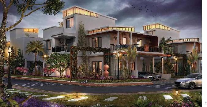 Luxurious 3 BHK Independent Villas Bannerghtta Road @ 3.39  Crs- Highend Community- Under Construction -Close To City Limits-South Bangalore