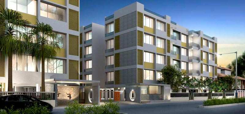 4 BHK Luxurious Apartments - Vadodara