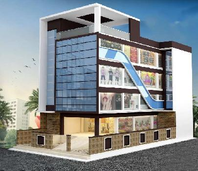 2400 Sq.ft. Commercial Shops for Rent in Sector 137, Noida
