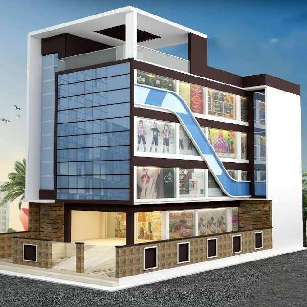 2400 Sq.ft. Showrooms for Rent in Sector 137, Noida