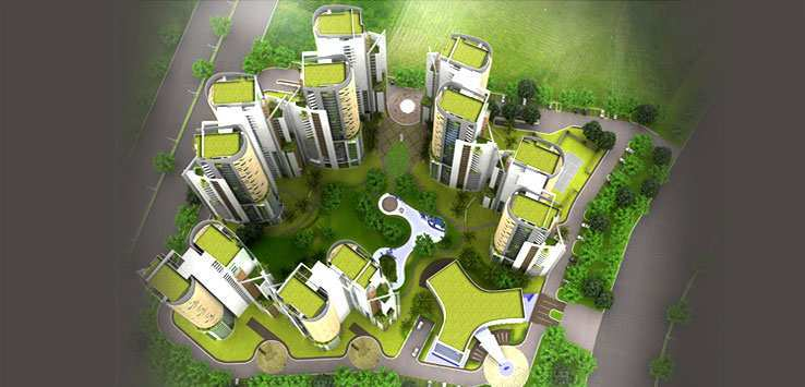 3BHK + FAMILY LOUNGE FOR SALE