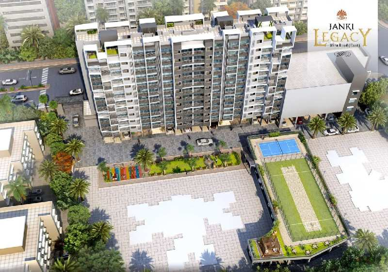 2 BHK Flats & Apartments for Sale in Mira Bhayandar, Mumbai